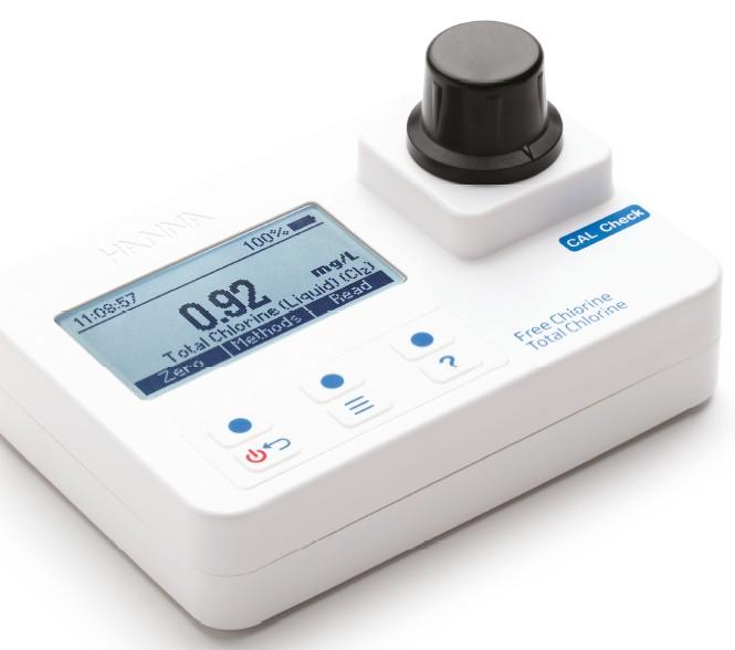 Nuevos fotómetros portátiles impermeables