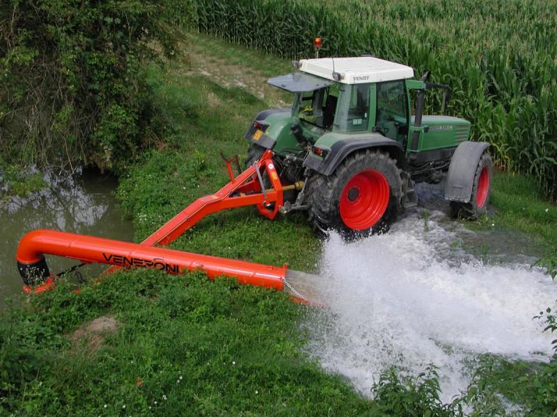 Bombas móviles para tractor VENERONI