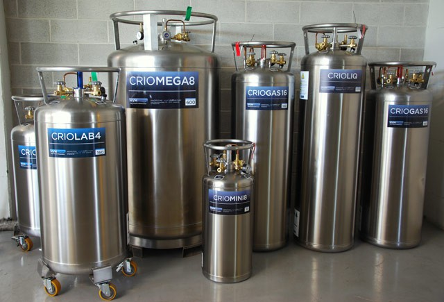 Rangers oxigeno liquido