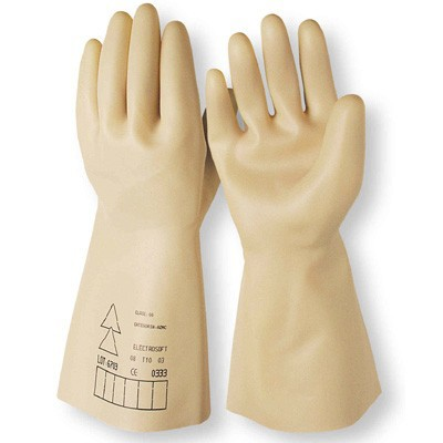 Guantes dielectricos