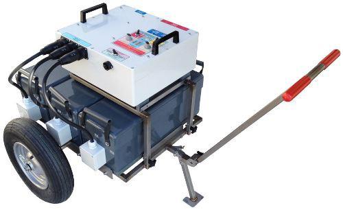 Equipo de suelo a bateria IG4000